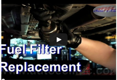 How To Replace Your Fuel Filter Example Chevrolet Impala L X on 2003 Honda Element Fuel Filter Location