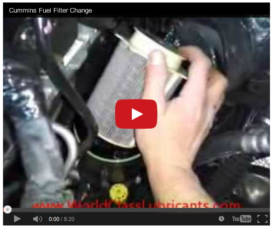 change fuel filter 2010 dodge ram 2500